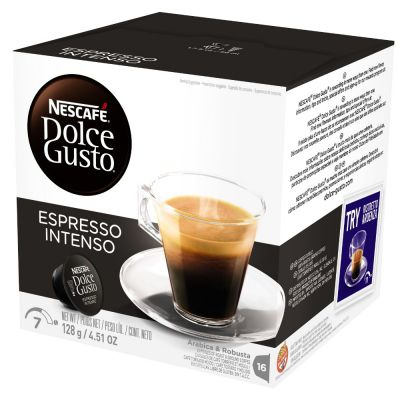 Capsula Dolce Gusto Exp.intens C.16 128G