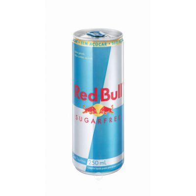 Energetico Red Bull Sugar Free 250 Ml
