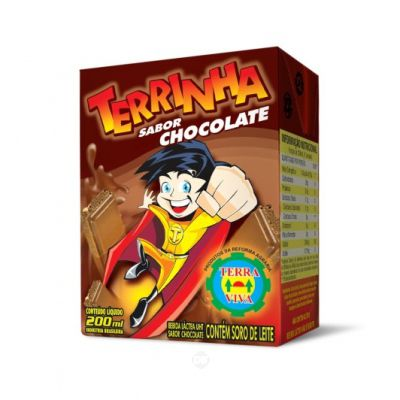 Achocolatado Terrinha Tp 200Ml