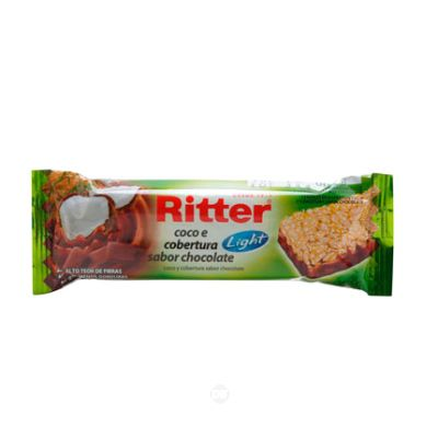 Barra Cereal Ritter Coco 20 Gr