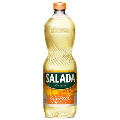 Oleo Salada Girassol Pet 900 Ml