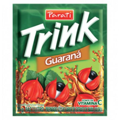 Refresco Trink Guarana 25 Gr